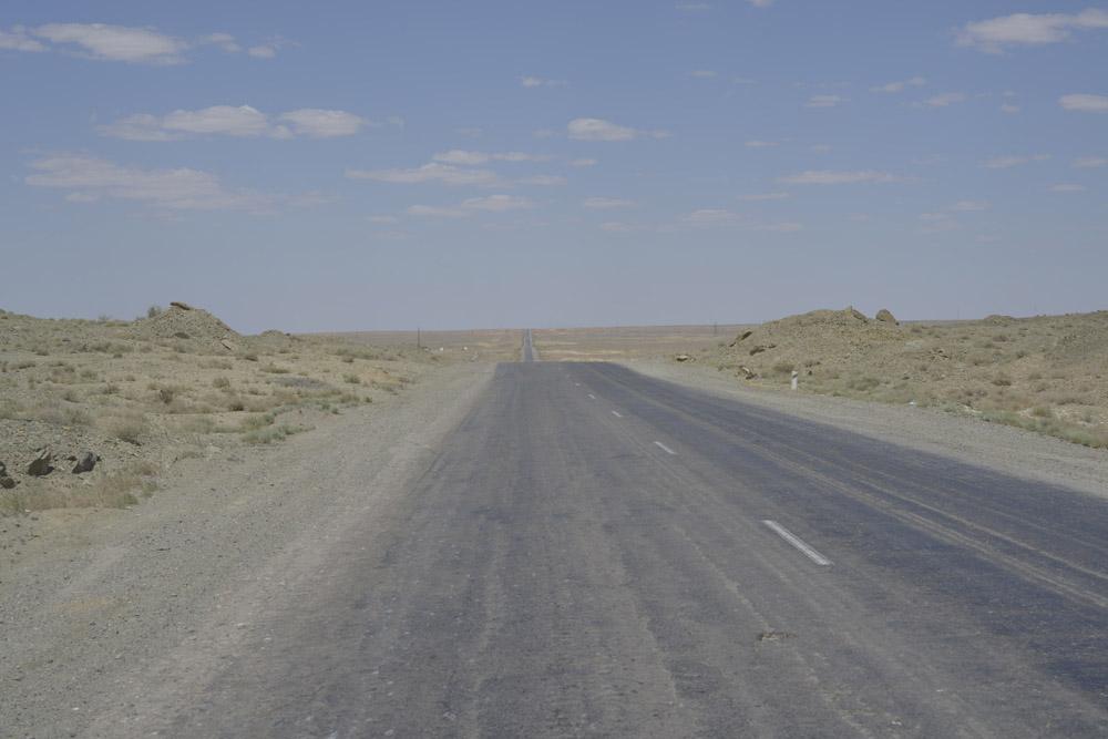 Road to Nukus