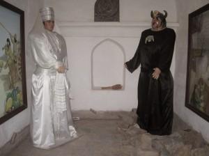 Zoroastrians - Khiva citadel
