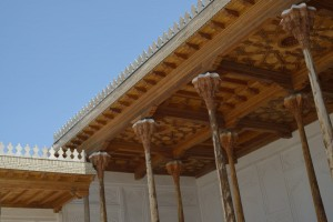 Bukhara Iwan
