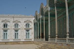 Emir Summer Palace, Bukhara