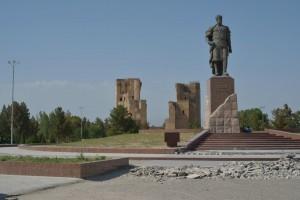Amir Timur, Shahrisabz