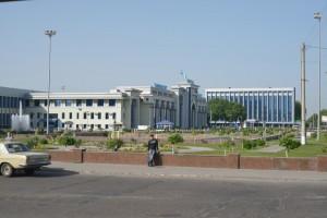 Tashkent Train Station