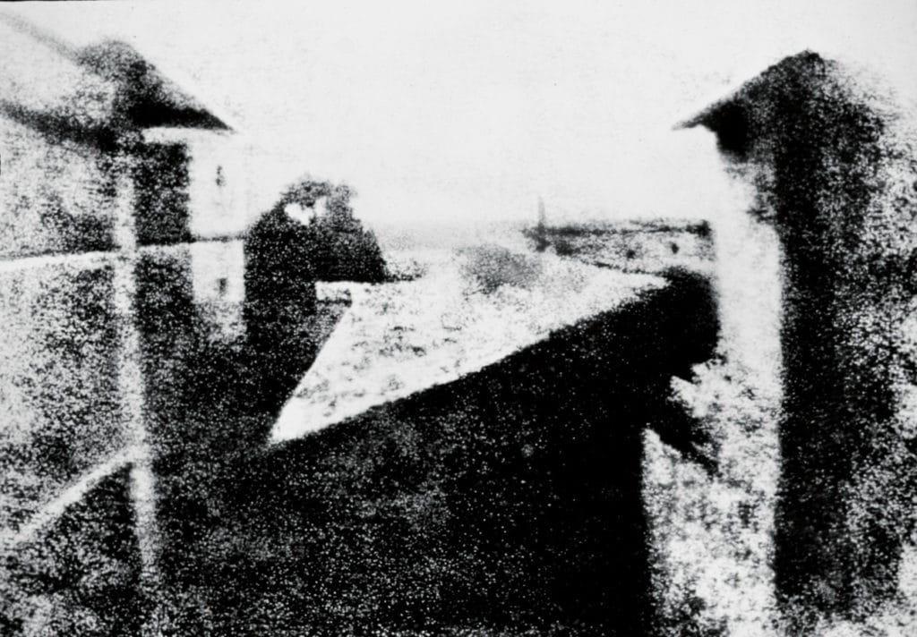 Niépce's View
