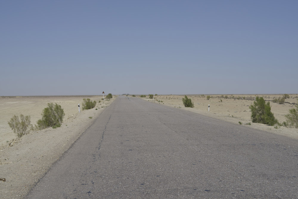 Road to Khiva