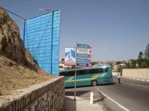A Samarkand Turn