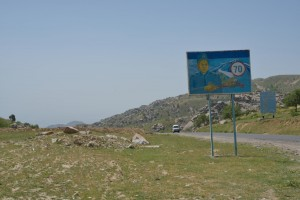 Road to Shakhrisabz