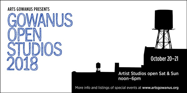 Gowanus Open Studio